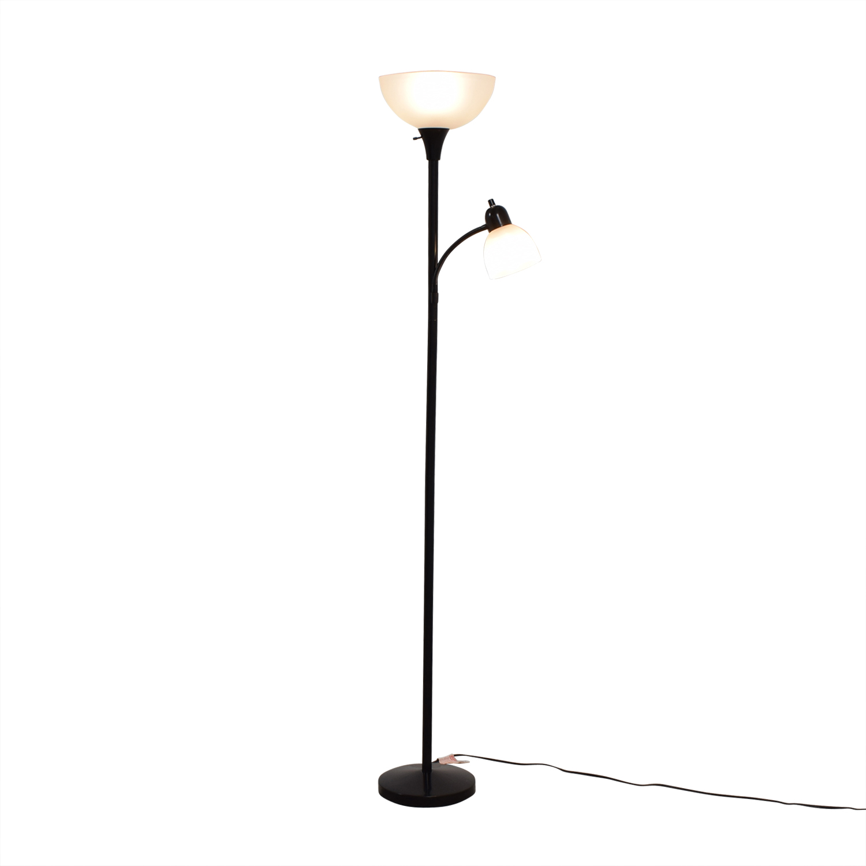 buy Two-Light Floor Lamp Decor