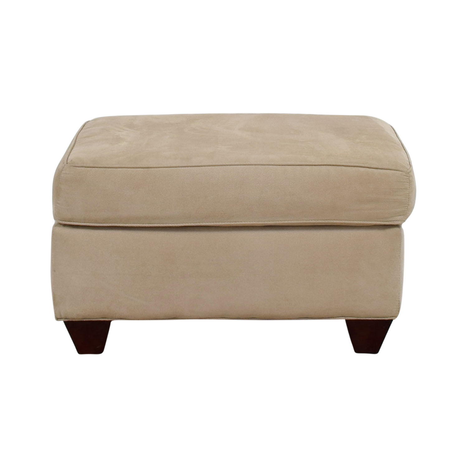 buy Raymour & Flanigan Neutral Ottoman Raymour & Flanigan Sofas