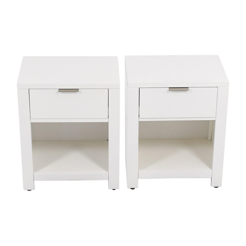 buy Macys Macys White Nightstands online
