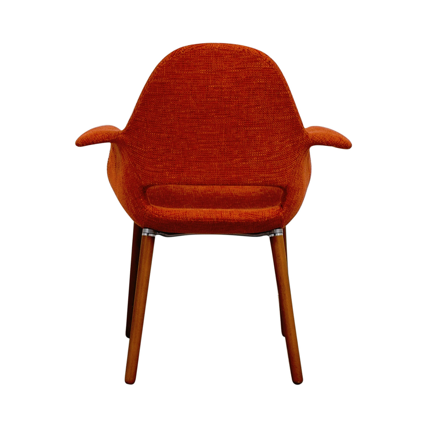 Artrio Artrio Orange Upholstered Armchair nyc