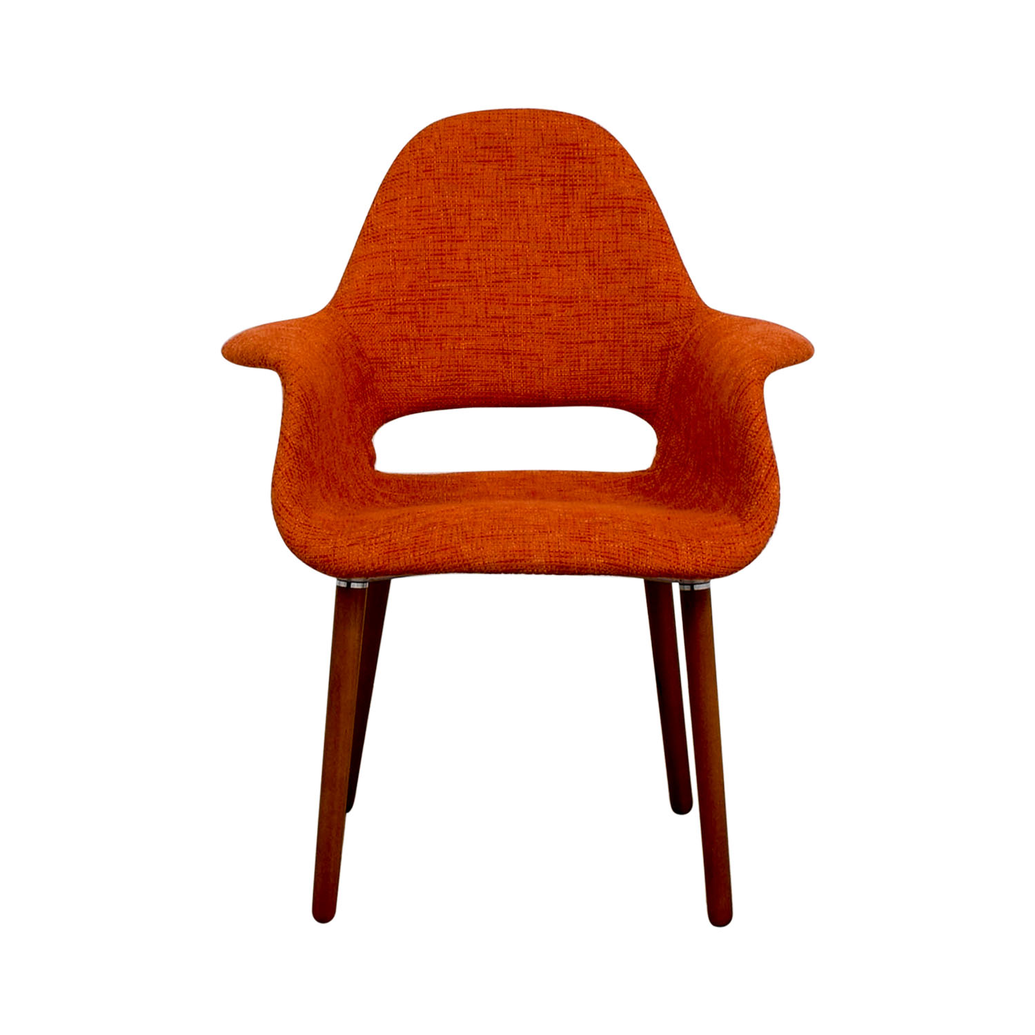 Artrio Artrio Orange Upholstered Armchair dimensions
