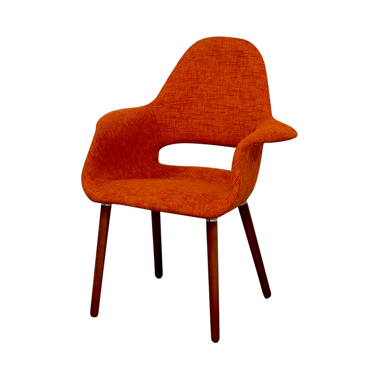 Artrio Orange Upholstered Armchair / Chairs