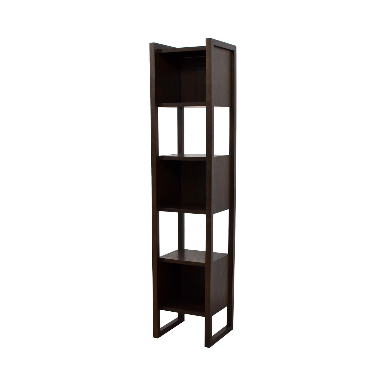 shop Cubed Wood Shelf online