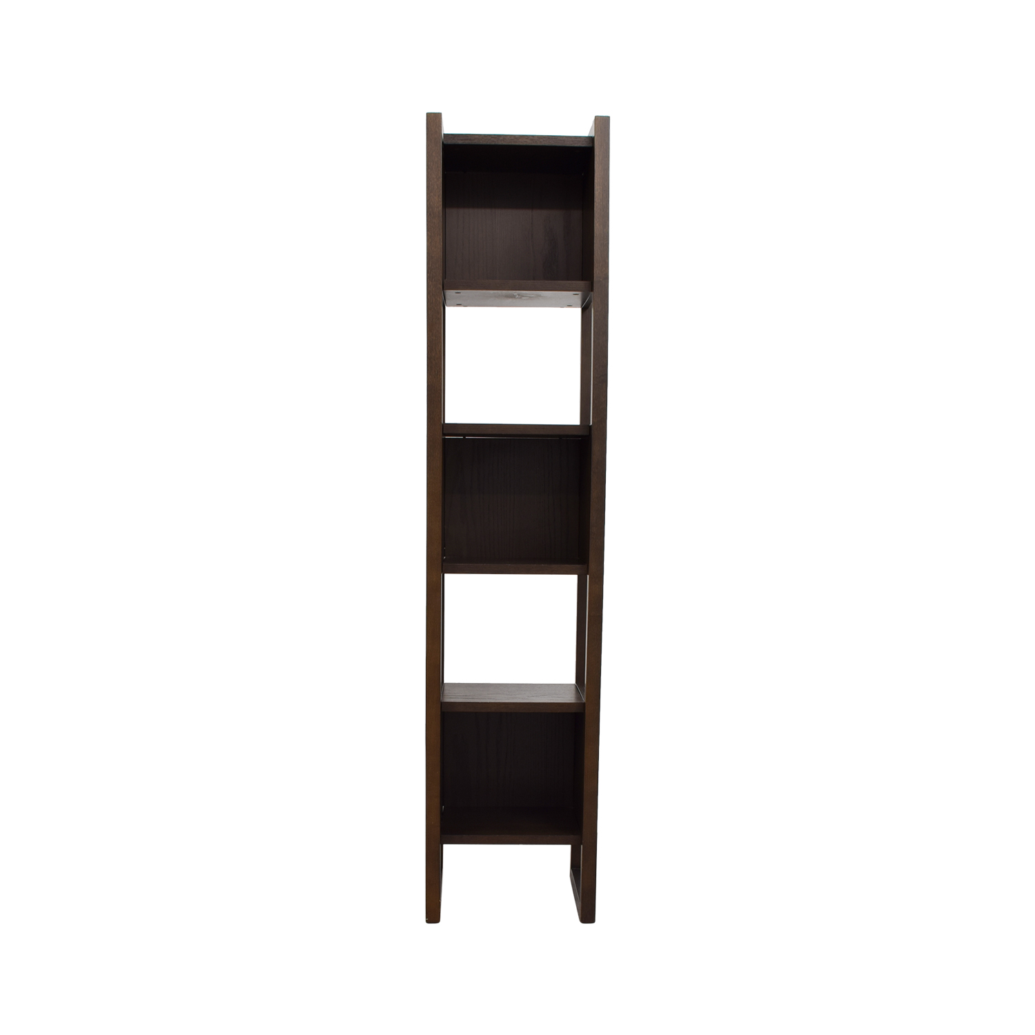 Cubed Wood Shelf Bookcases & Shelving
