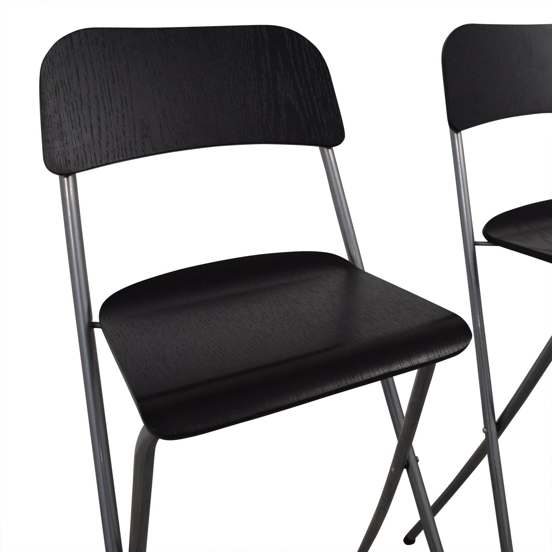 IKEA Foldable Barstool Chairs coupon