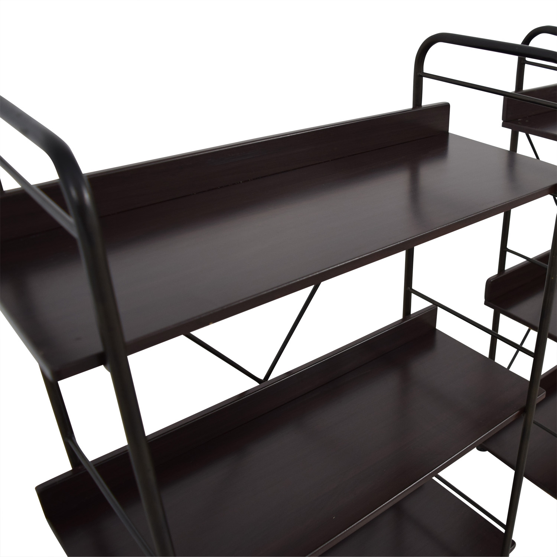 buy IKEA Black Bookcases or Storage Shelves IKEA Bookcases & Shelving