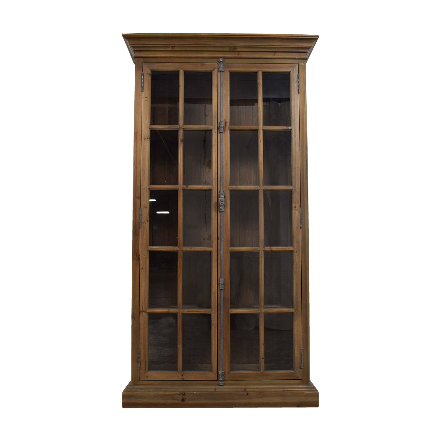 Chorus Theory Chorus Theory Glass Armoire used