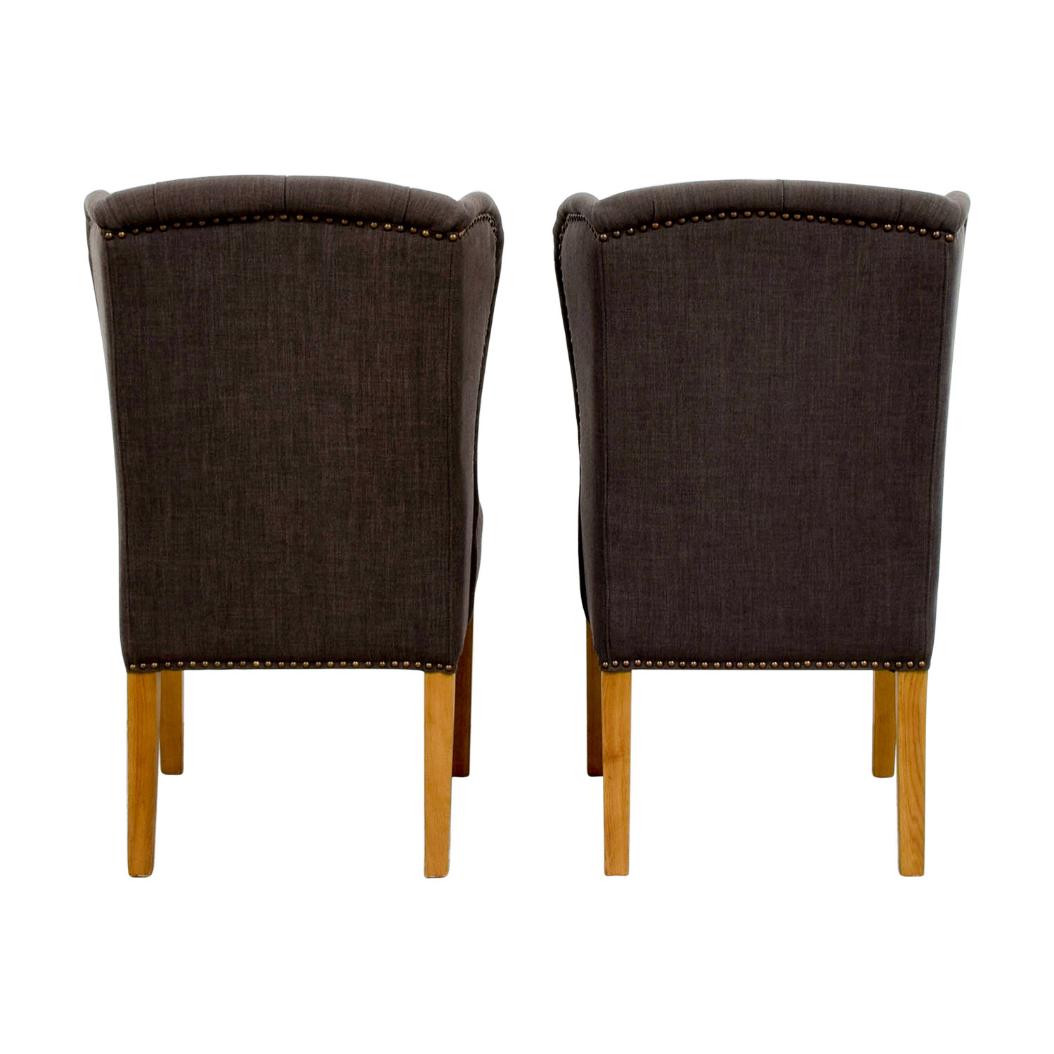 Greyson Greyson Grey Tufted Chairs coupon