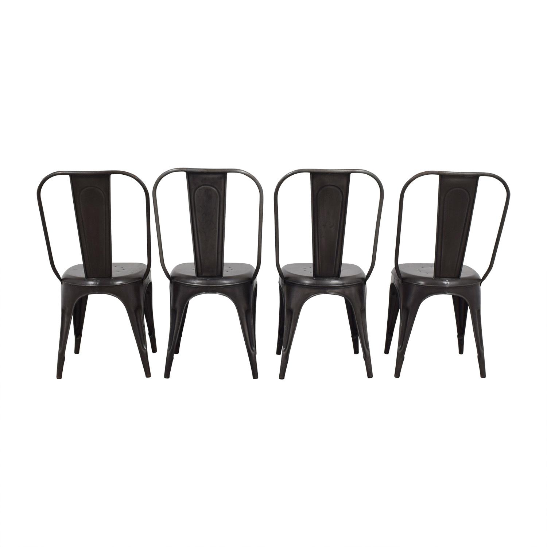 buy Arhaus Bryant Dining Side Chairs Arhaus Chairs