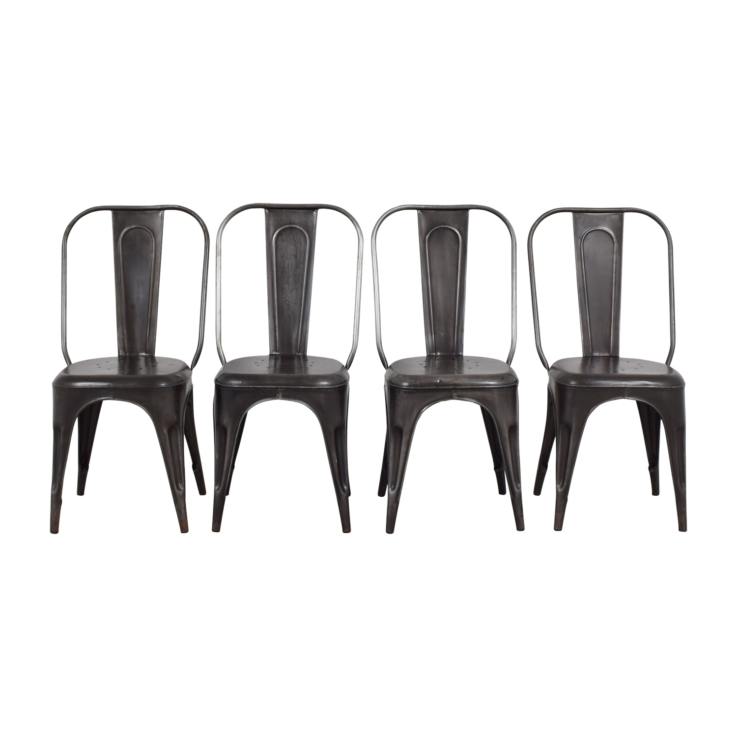 Arhaus Arhaus Bryant Dining Side Chairs for sale