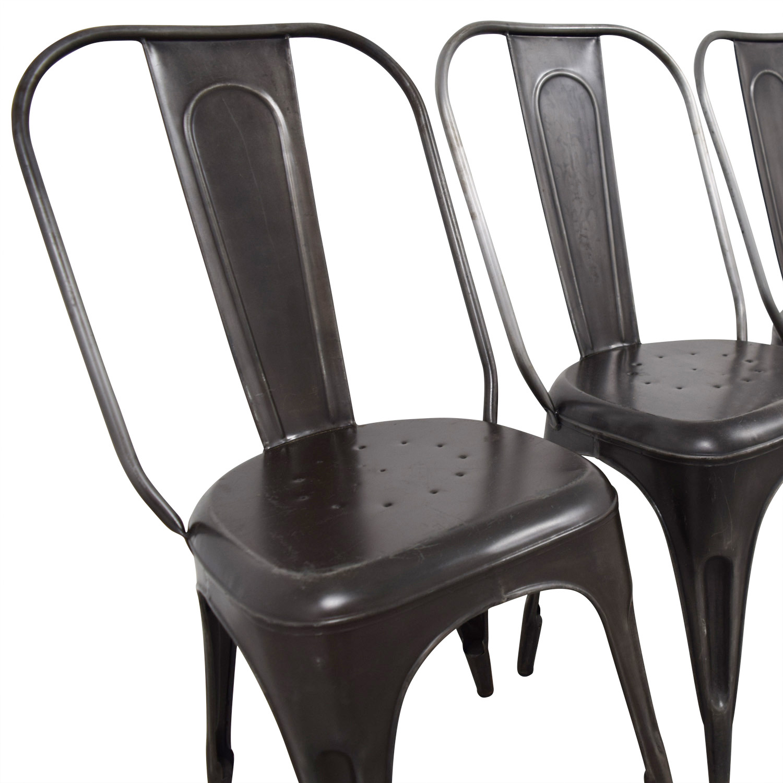 Arhaus Arhaus Bryant Dining Side Chairs for sale