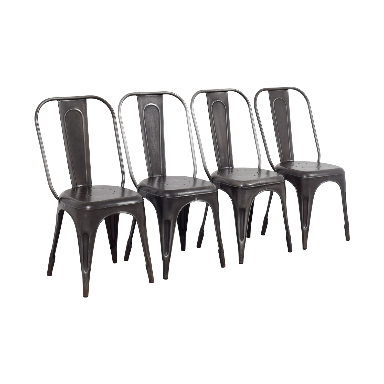 shop Arhaus Bryant Dining Side Chairs Arhaus