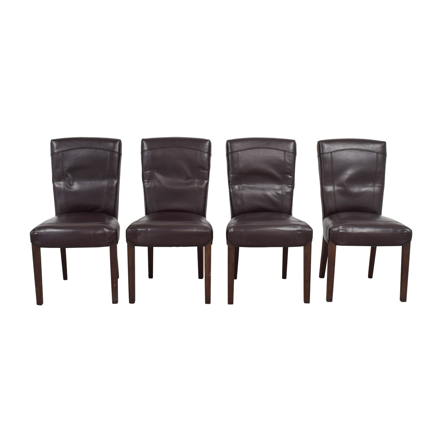 shop Arhaus Capri Brown Chairs Arhaus Accent Chairs