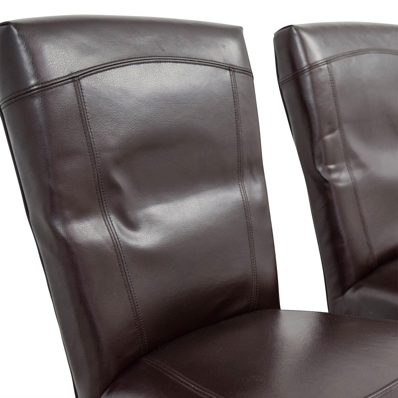 buy Arhaus Capri Brown Chairs Arhaus Accent Chairs