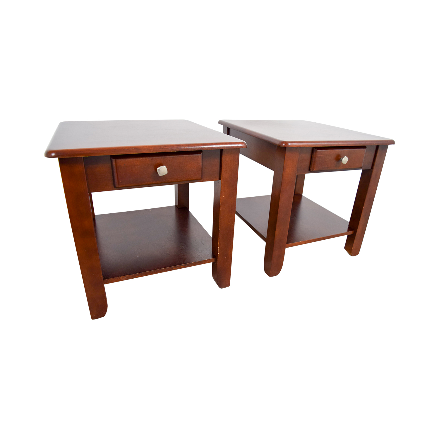 Raymour & Flanigan Raymour & Flanigan End Table set discount