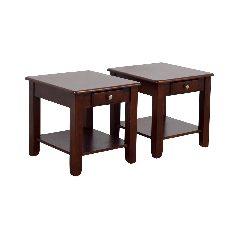 Raymour & Flanigan Raymour & Flanigan End Table set