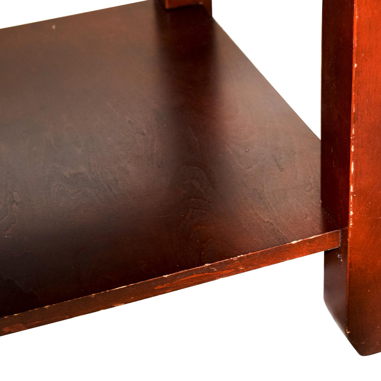 shop Raymour & Flanigan End Table set Raymour & Flanigan