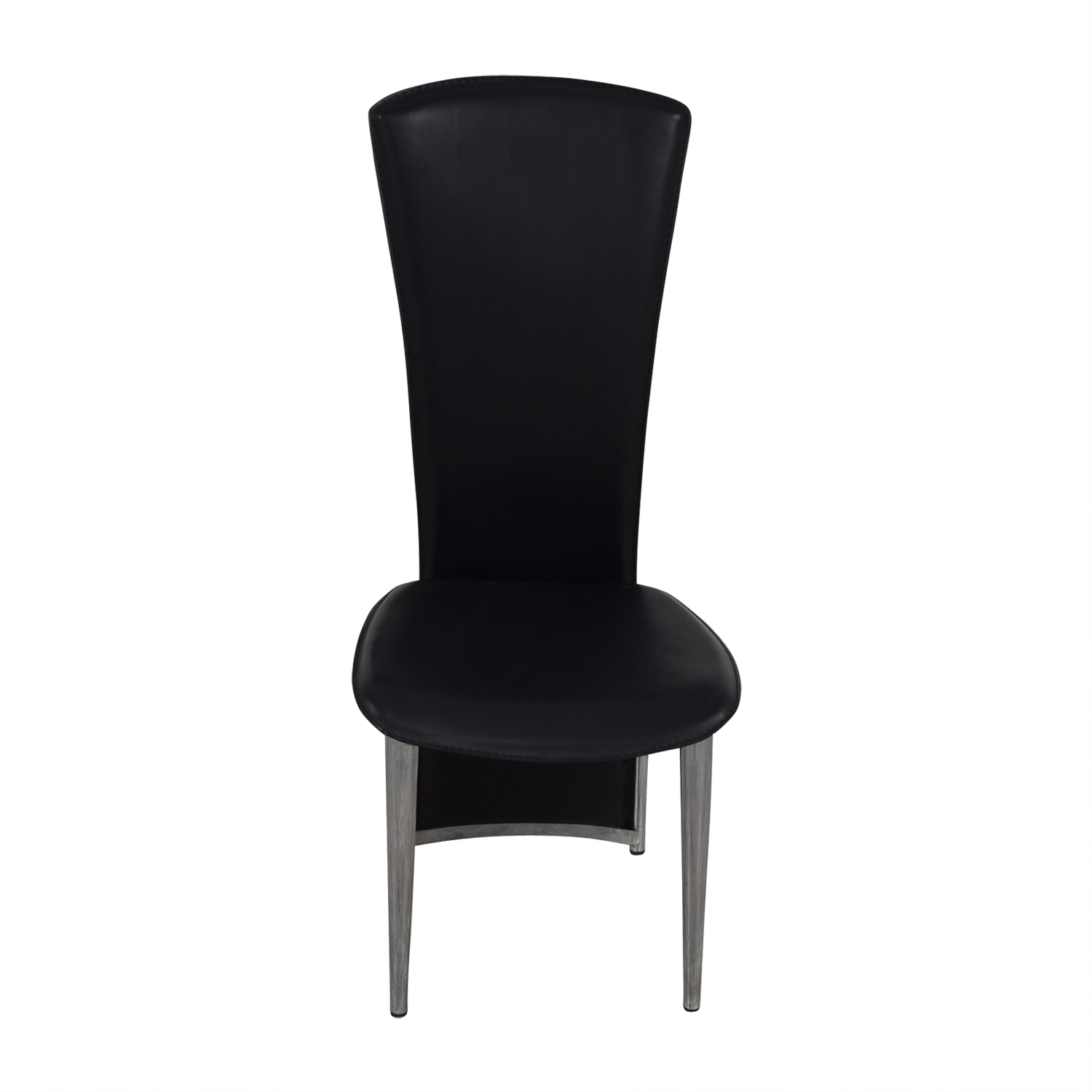 shop High Back Black Chair Accent Chairs