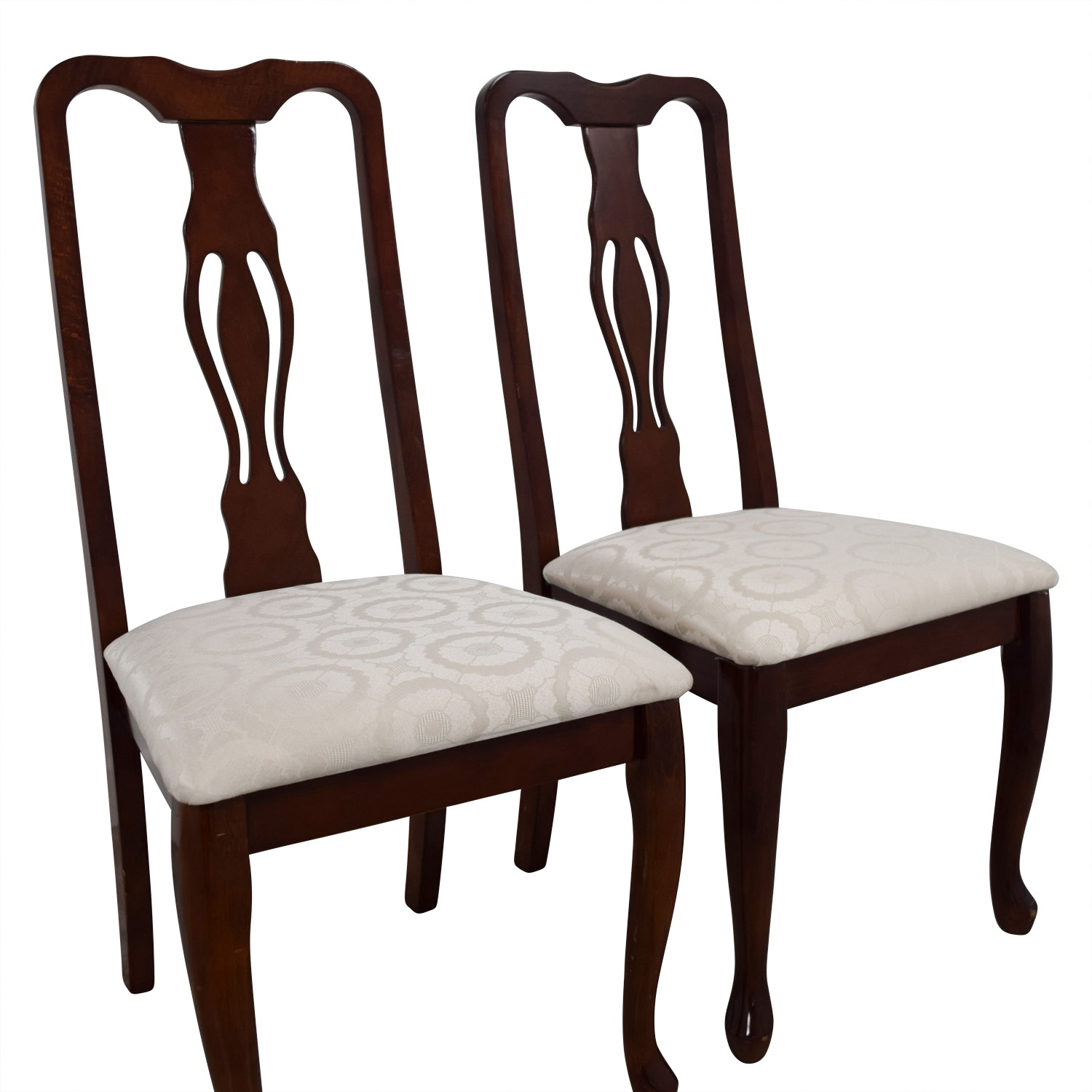 St. Anne Style Cherry Chairs sale