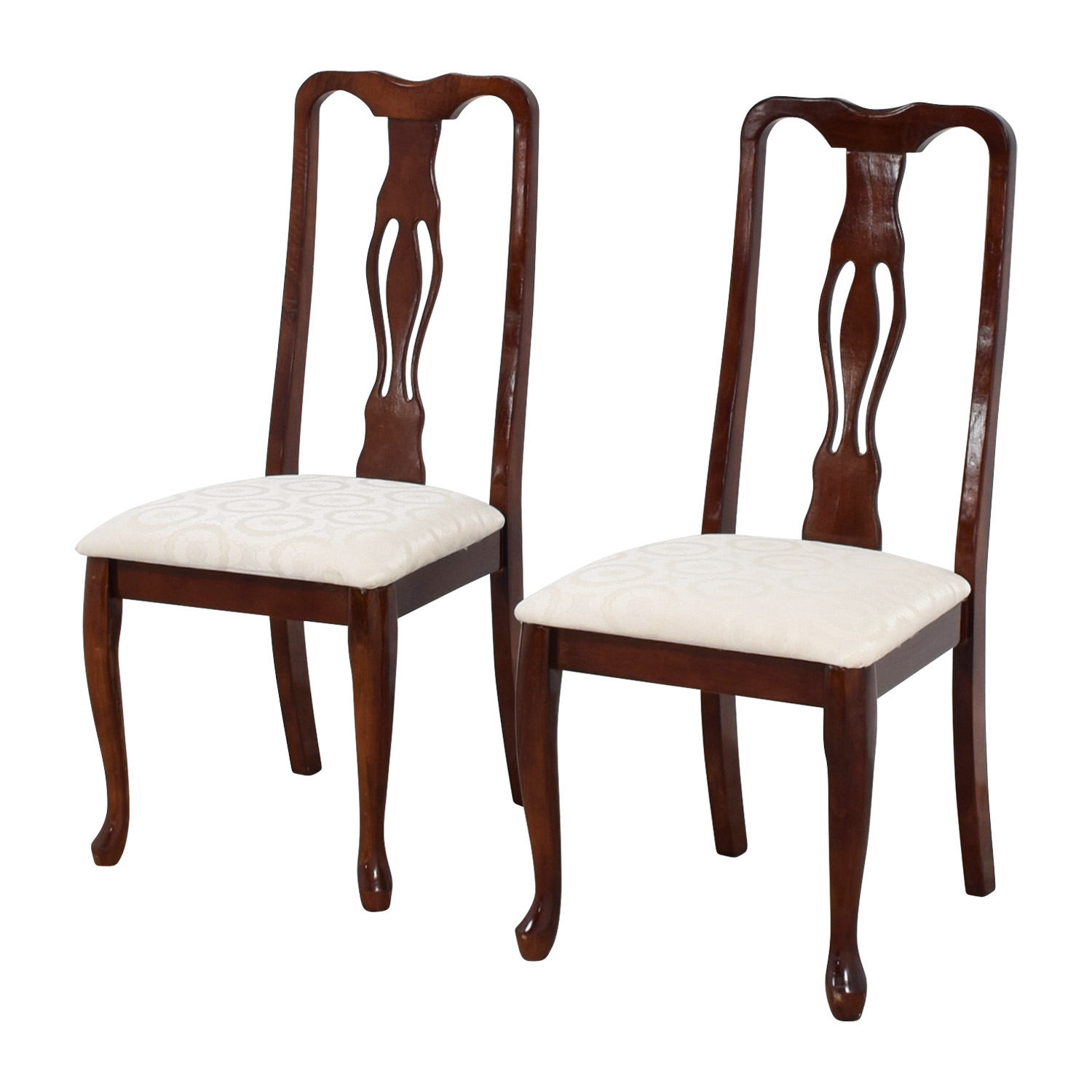 buy St. Anne Style Cherry Chairs Chairs