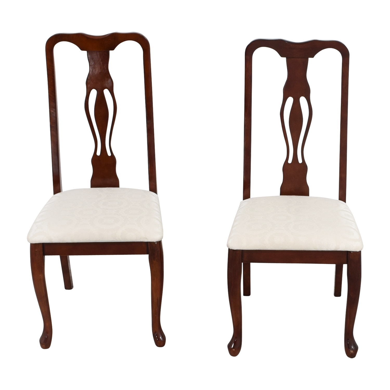 buy St. Anne Style Cherry Chairs online