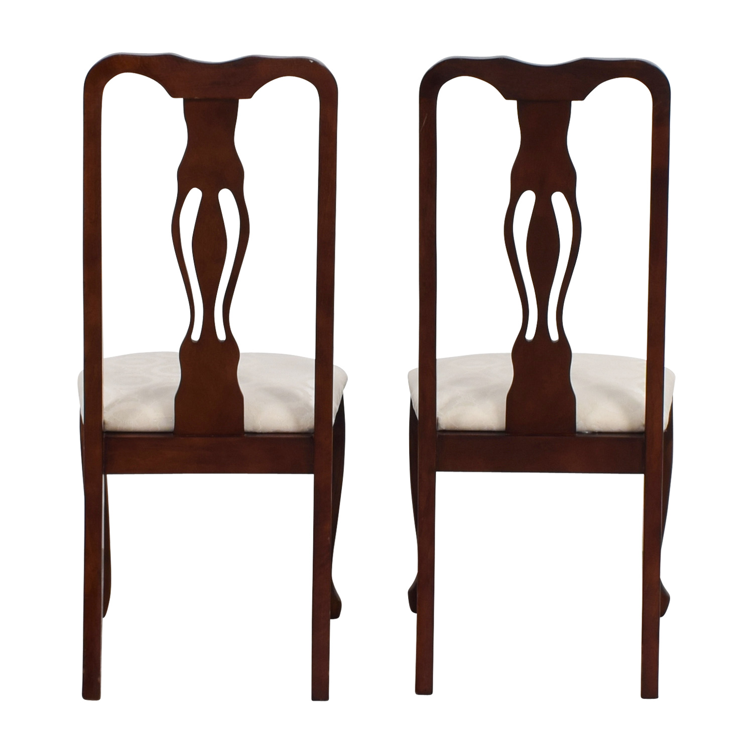 St. Anne Style Cherry Chairs second hand