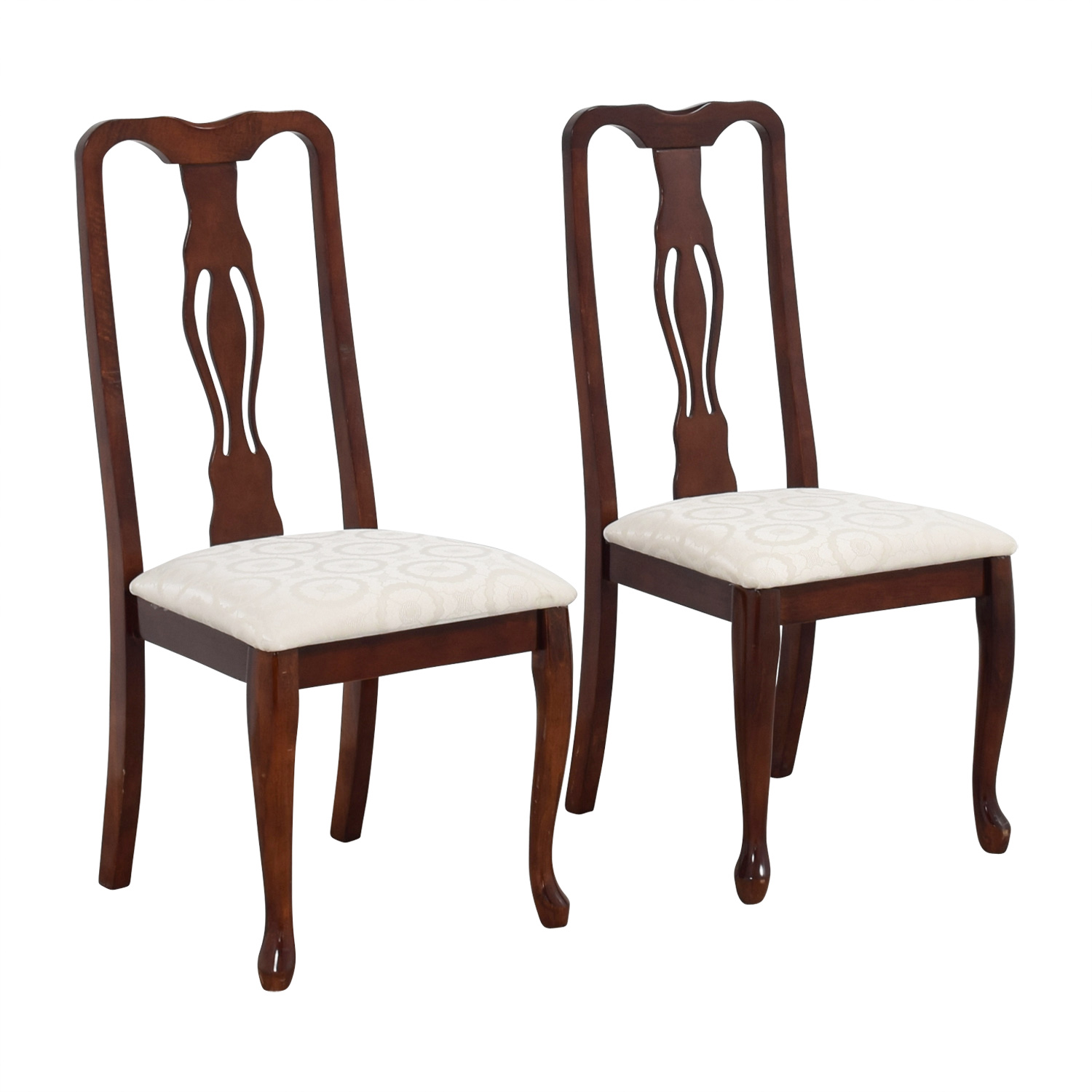 shop St. Anne Style Cherry Chairs
