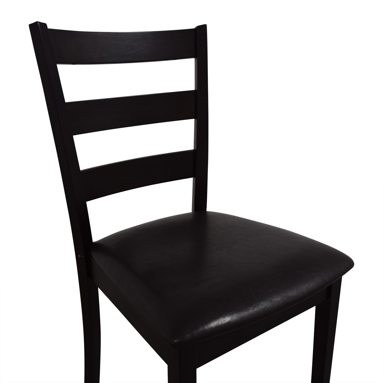 Brown Wood Chair price