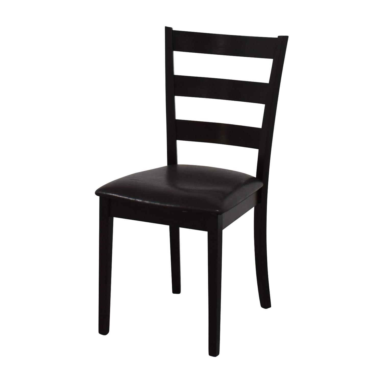 shop Brown Wood Chair
