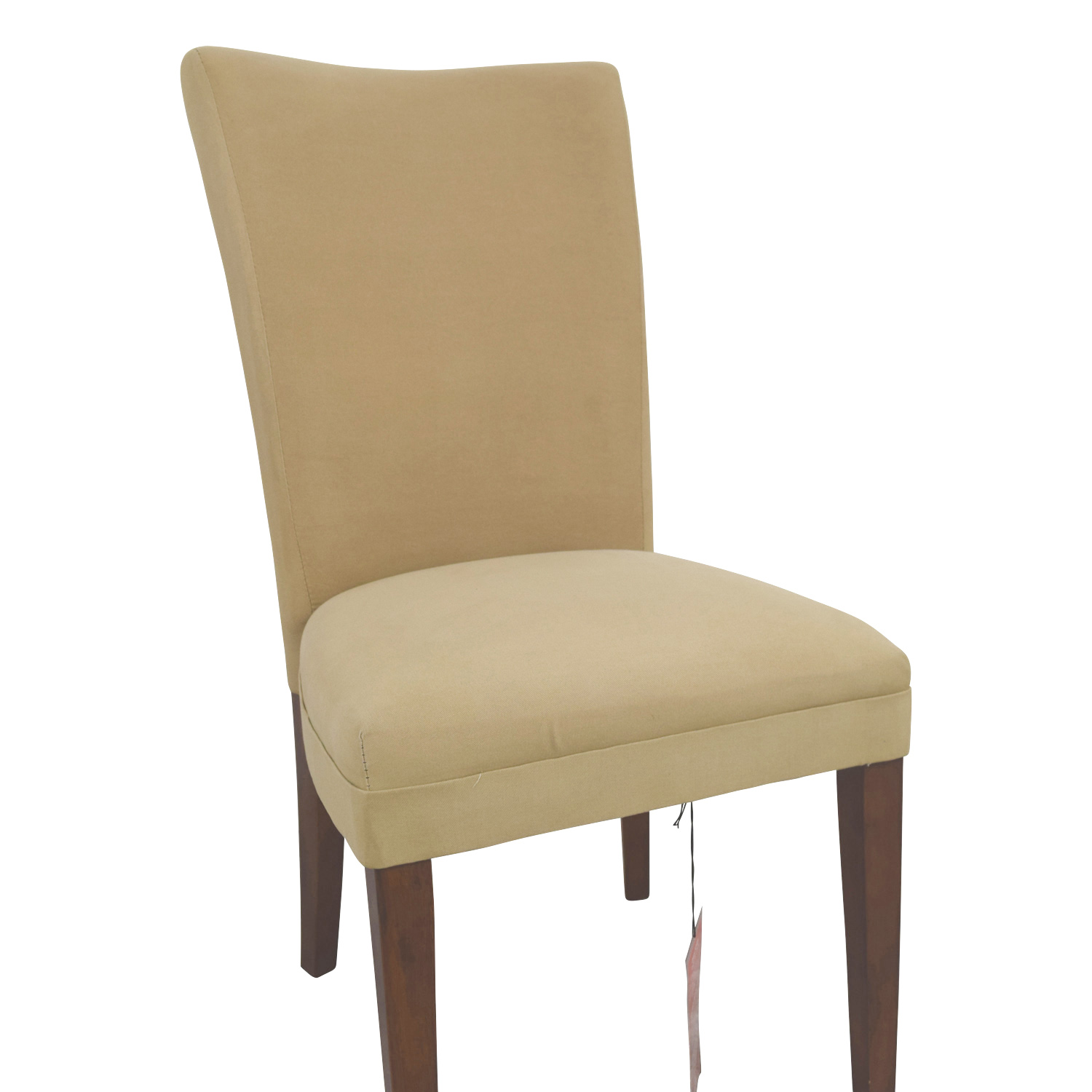 buy Coaster High Back Tan Upholstered Chair Coaster Chairs
