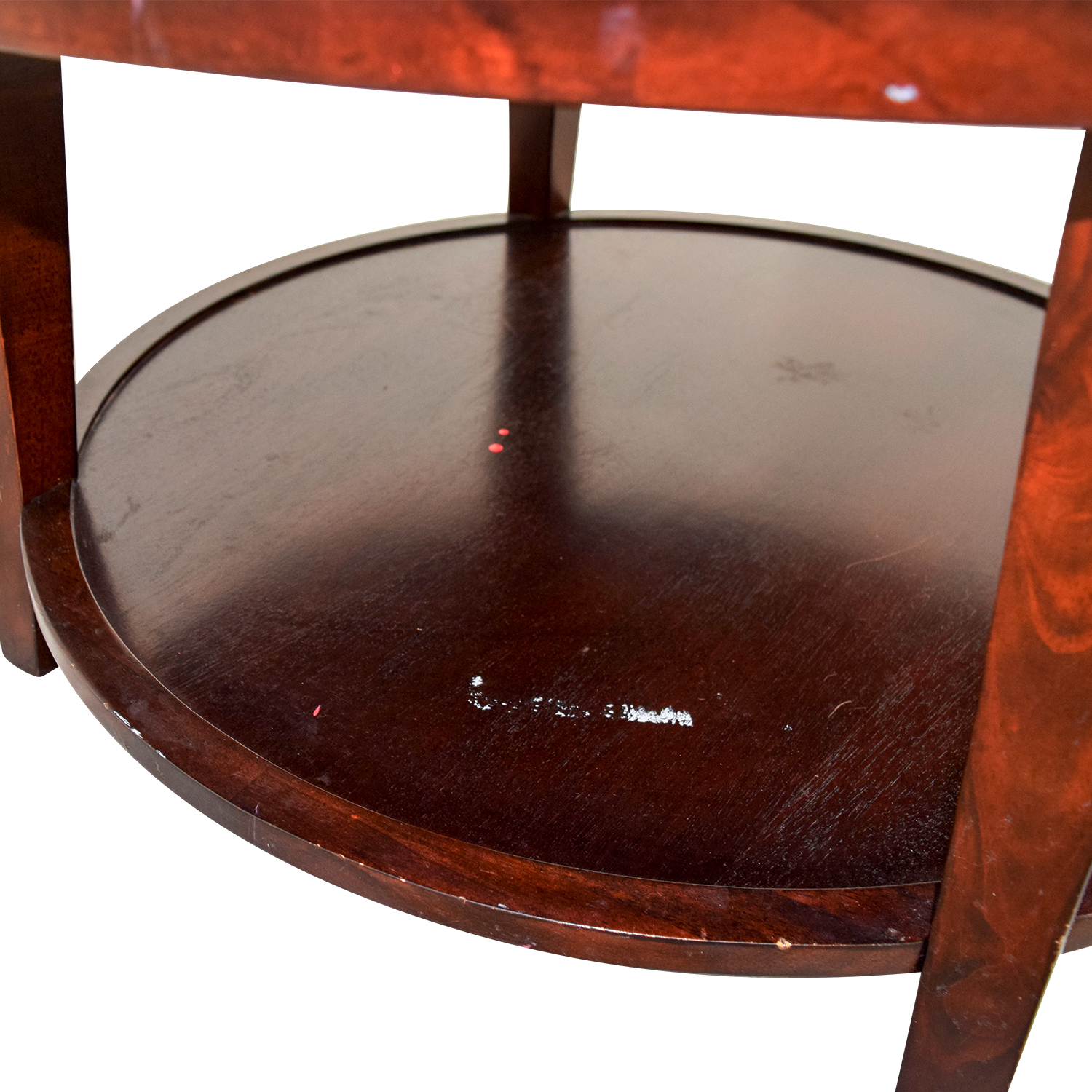 buy Wooden Round Coffee Table Tables