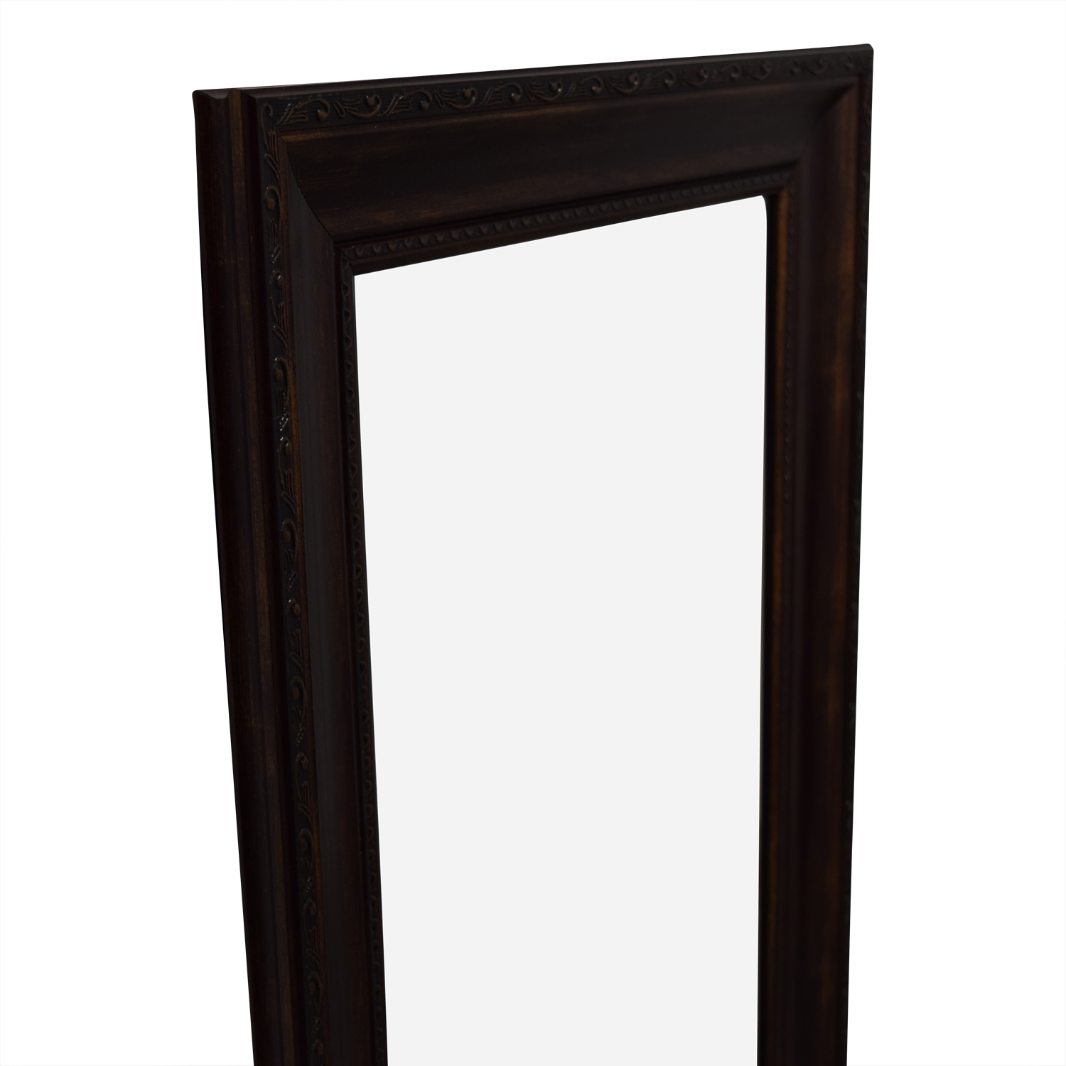 shop Wooden Mirror with Stand