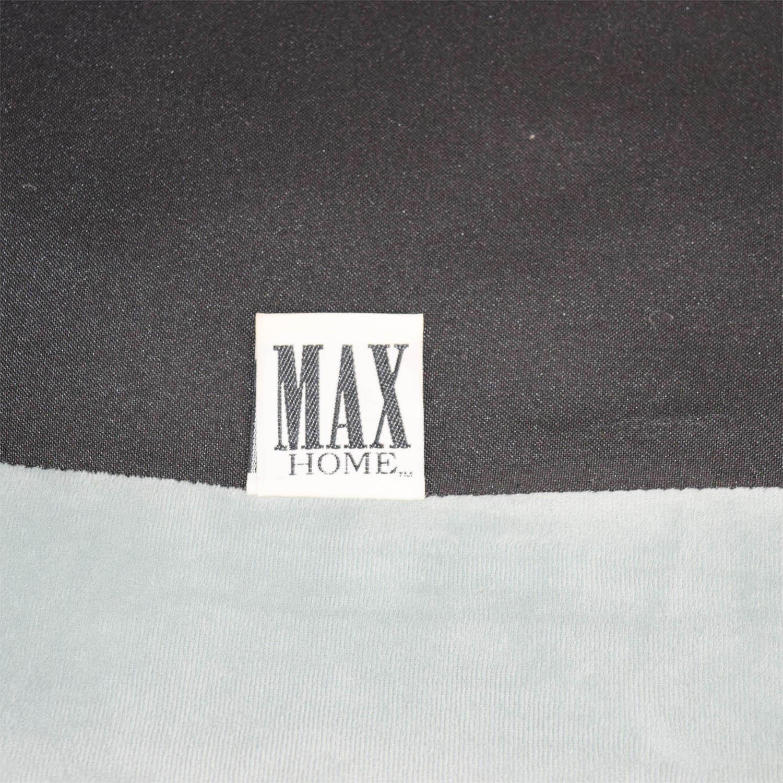 Max Studio Max Studio Blue Tufted Velvet Armchair coupon
