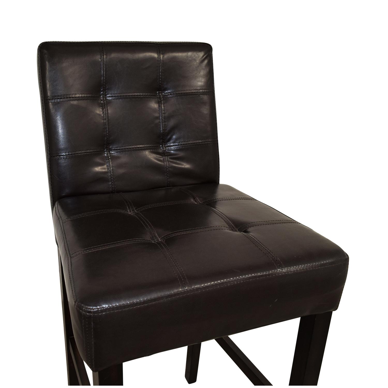 Tufted Bar Height Chair nj
