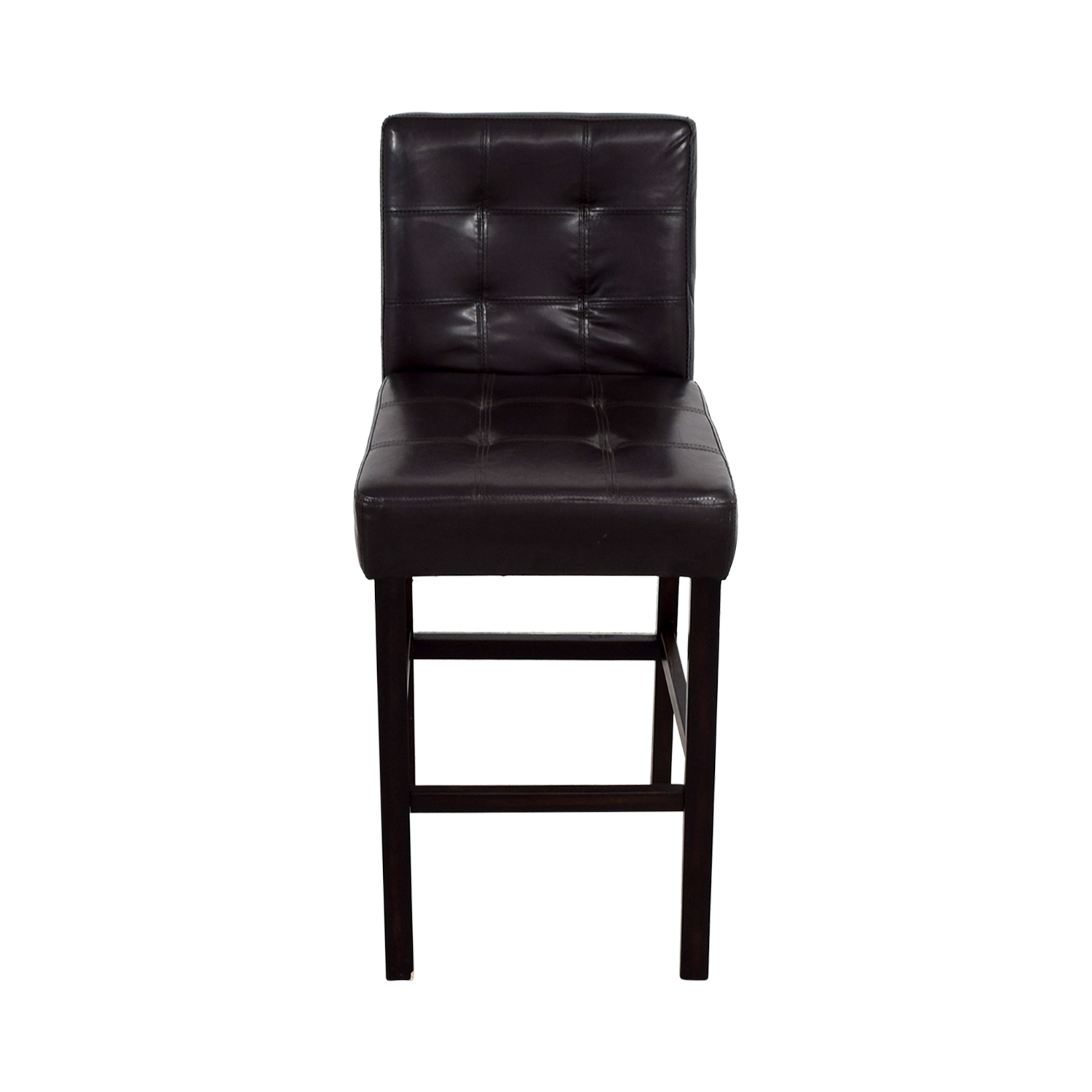 shop Tufted Bar Height Chair  Stools