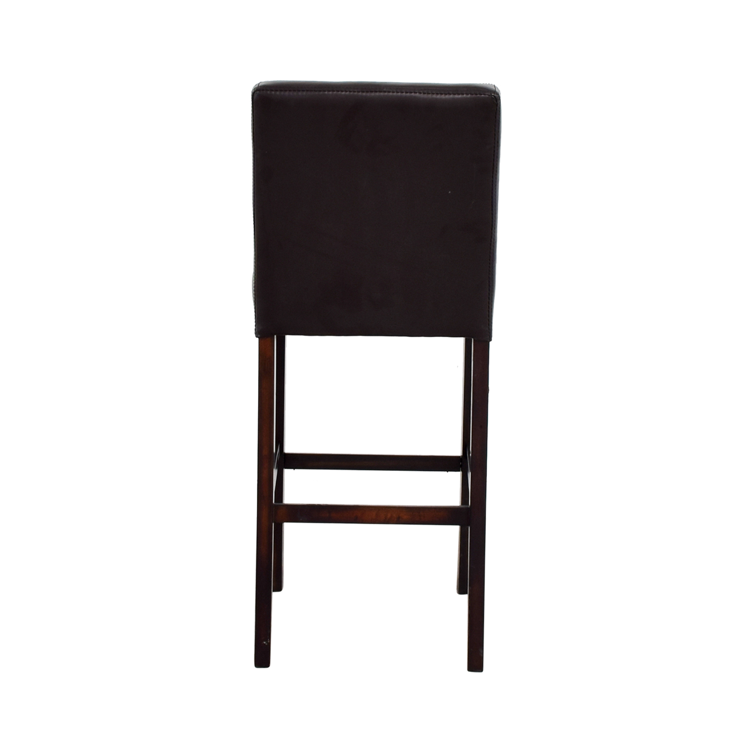 Tufted Bar Height Chair Stools