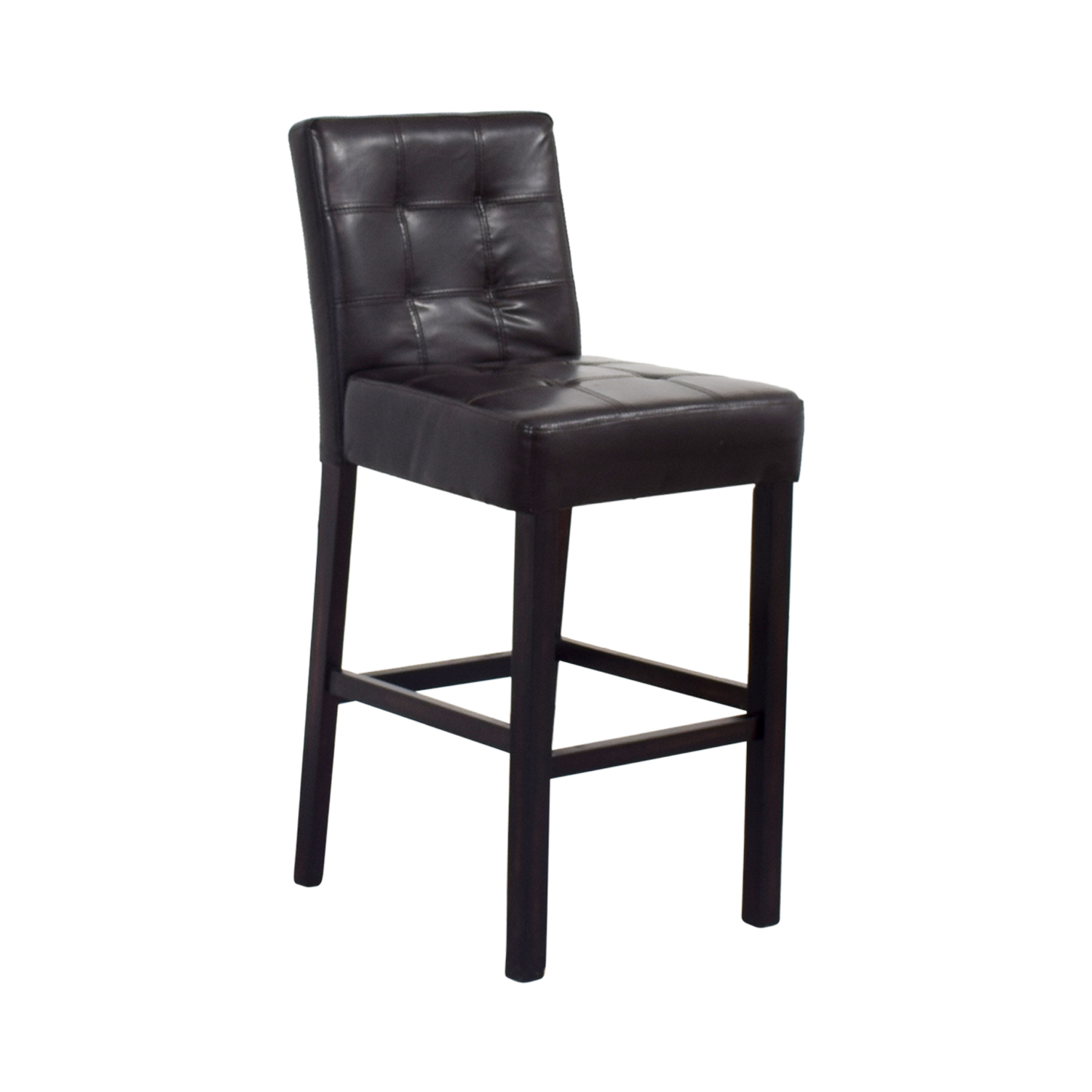 Tufted Bar Height Chair / Chairs