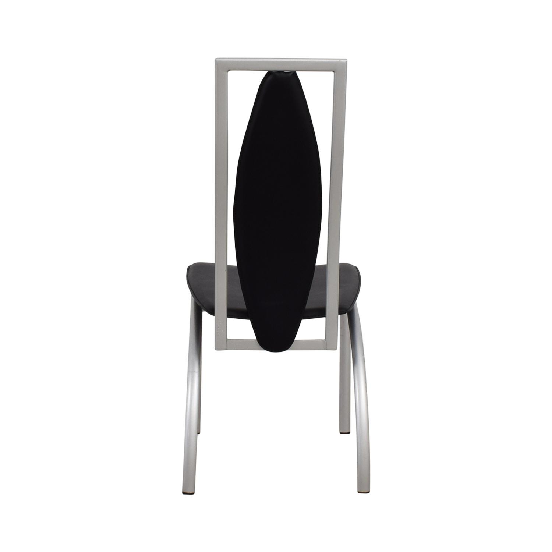 Art Deco Black Chair coupon