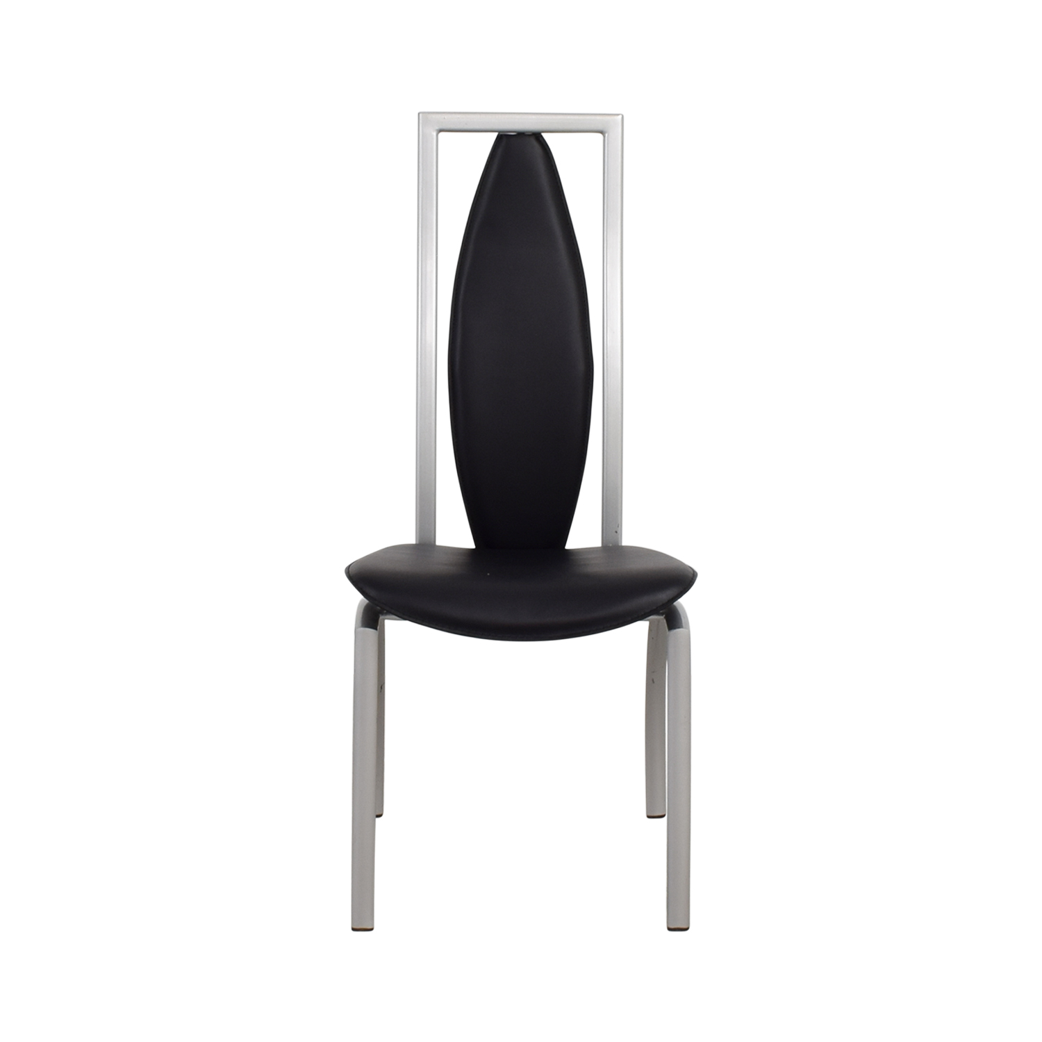 buy Art Deco Black Chair online