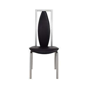 Art Deco Black Chair on sale