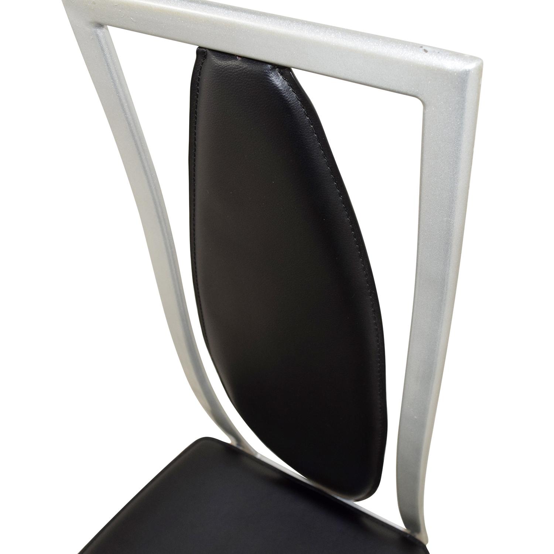 Art Deco Black Chair price