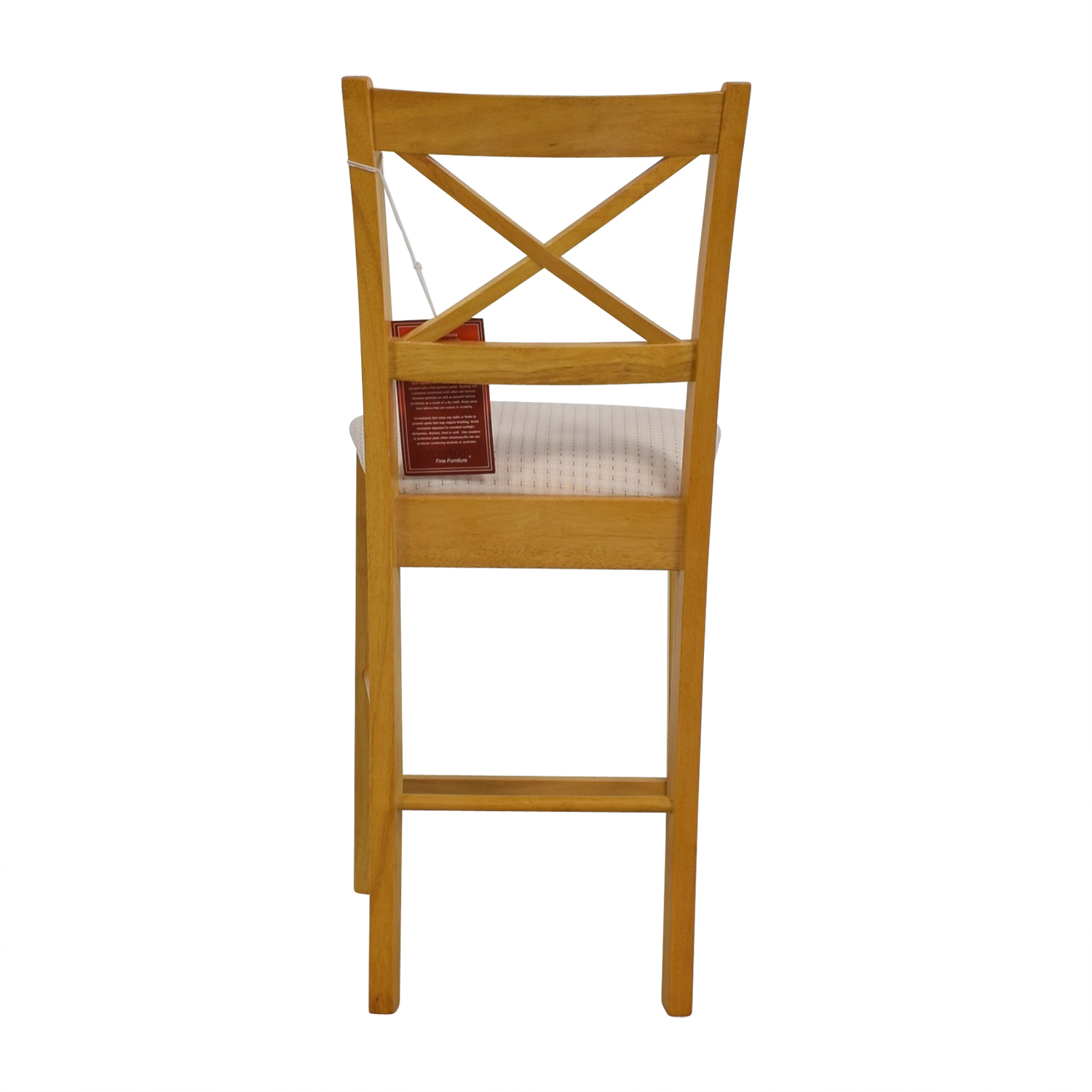 Coaster Coaster Maple Counter Height Chair with Padded Seat on sale