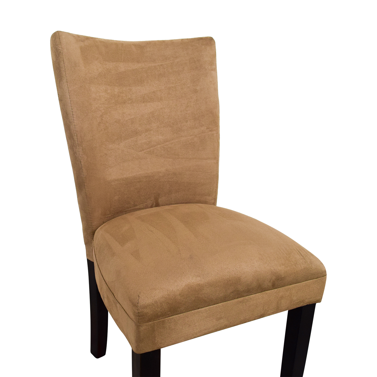 buy Parsons Taupe Microfiber Fabric Chair Coaster Furniture