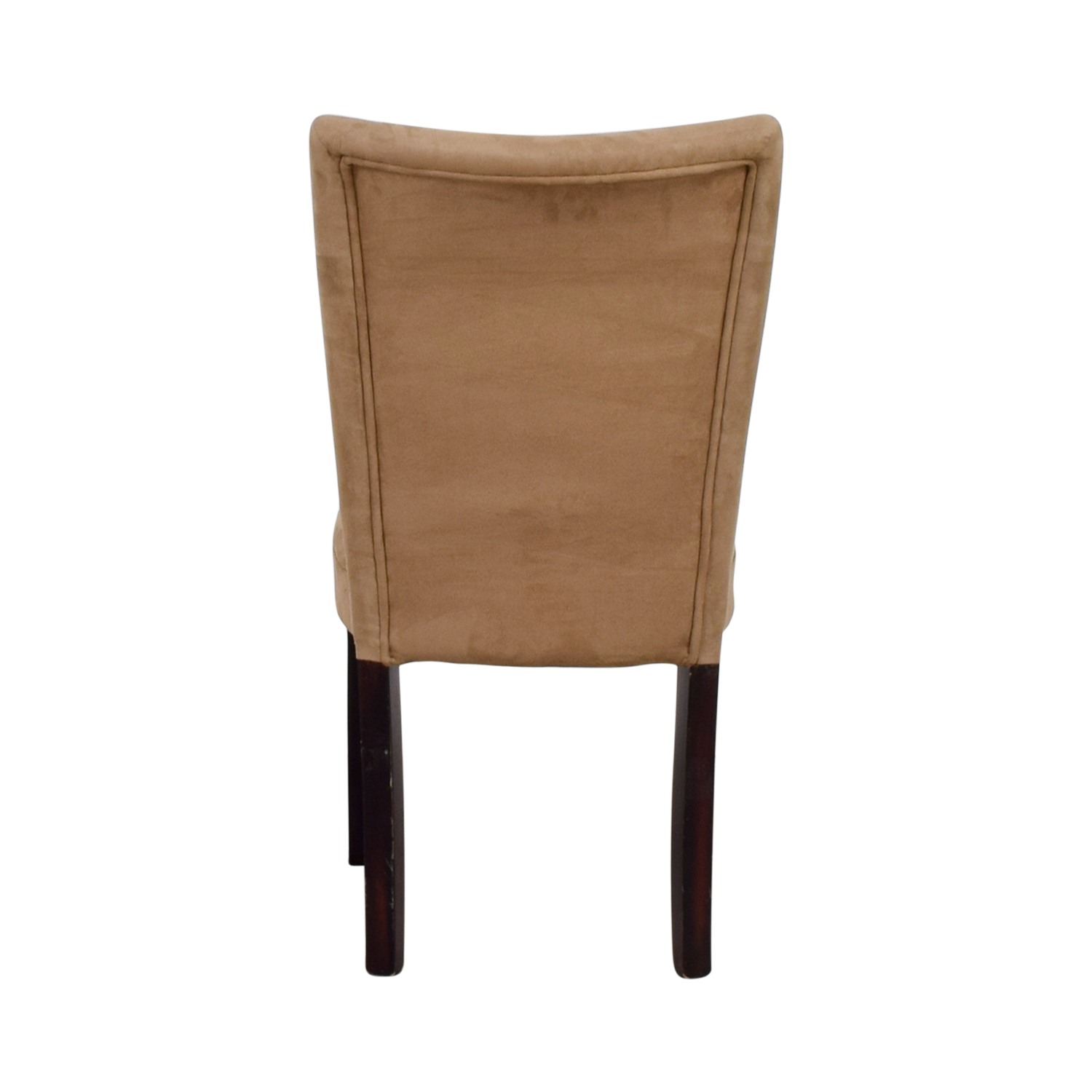 buy Parsons Taupe Microfiber Fabric Chair Coaster Furniture Dining Chairs