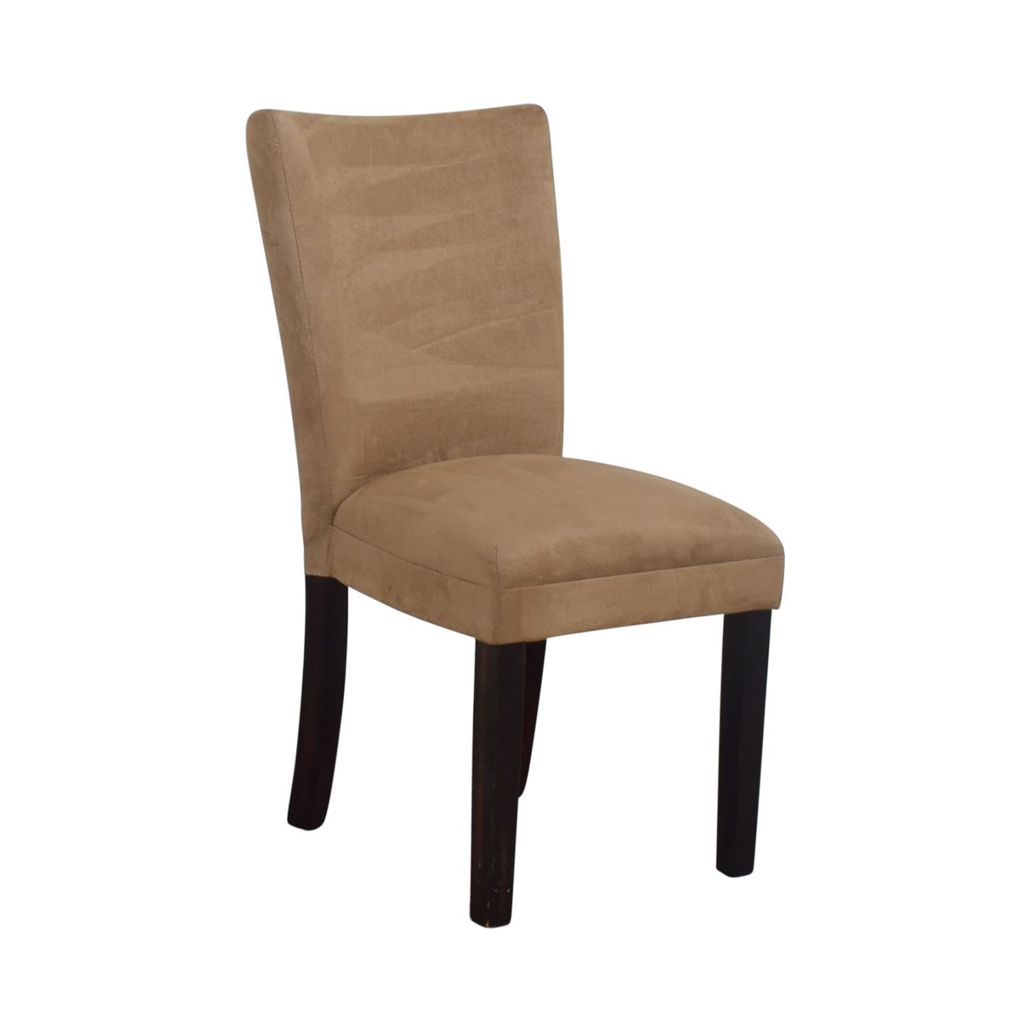 Parsons Taupe Microfiber Fabric Chair Coaster Furniture
