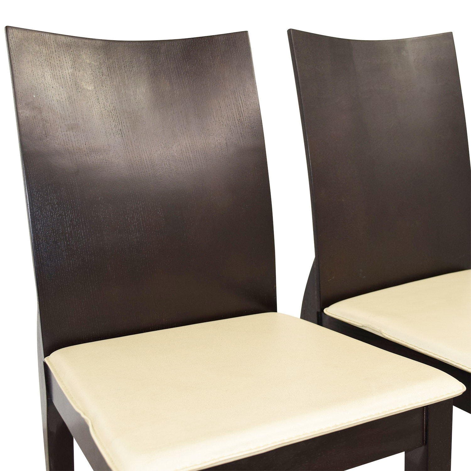 Dining Chairs in Wenge Frame dimensions