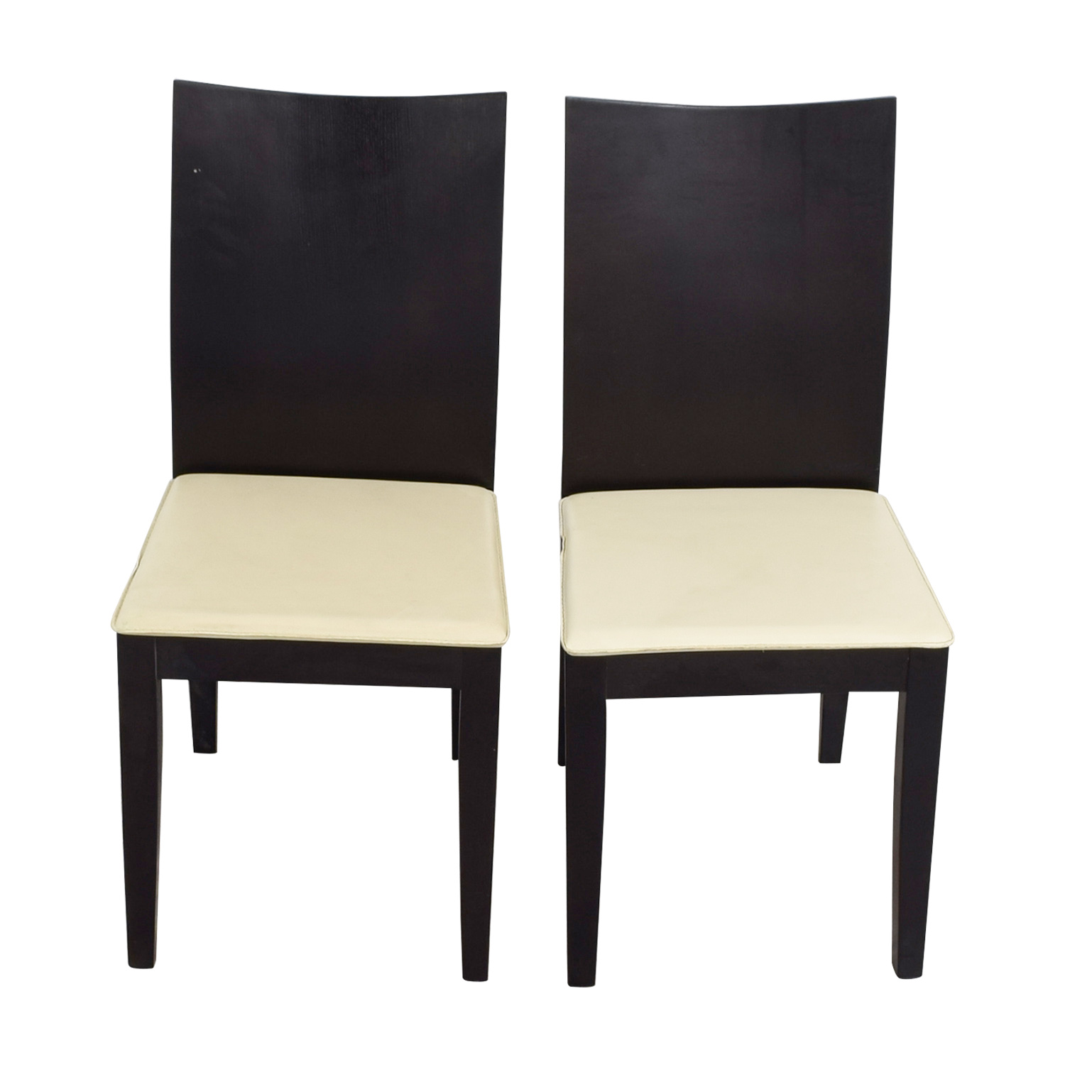 buy Dining Chairs in Wenge Frame