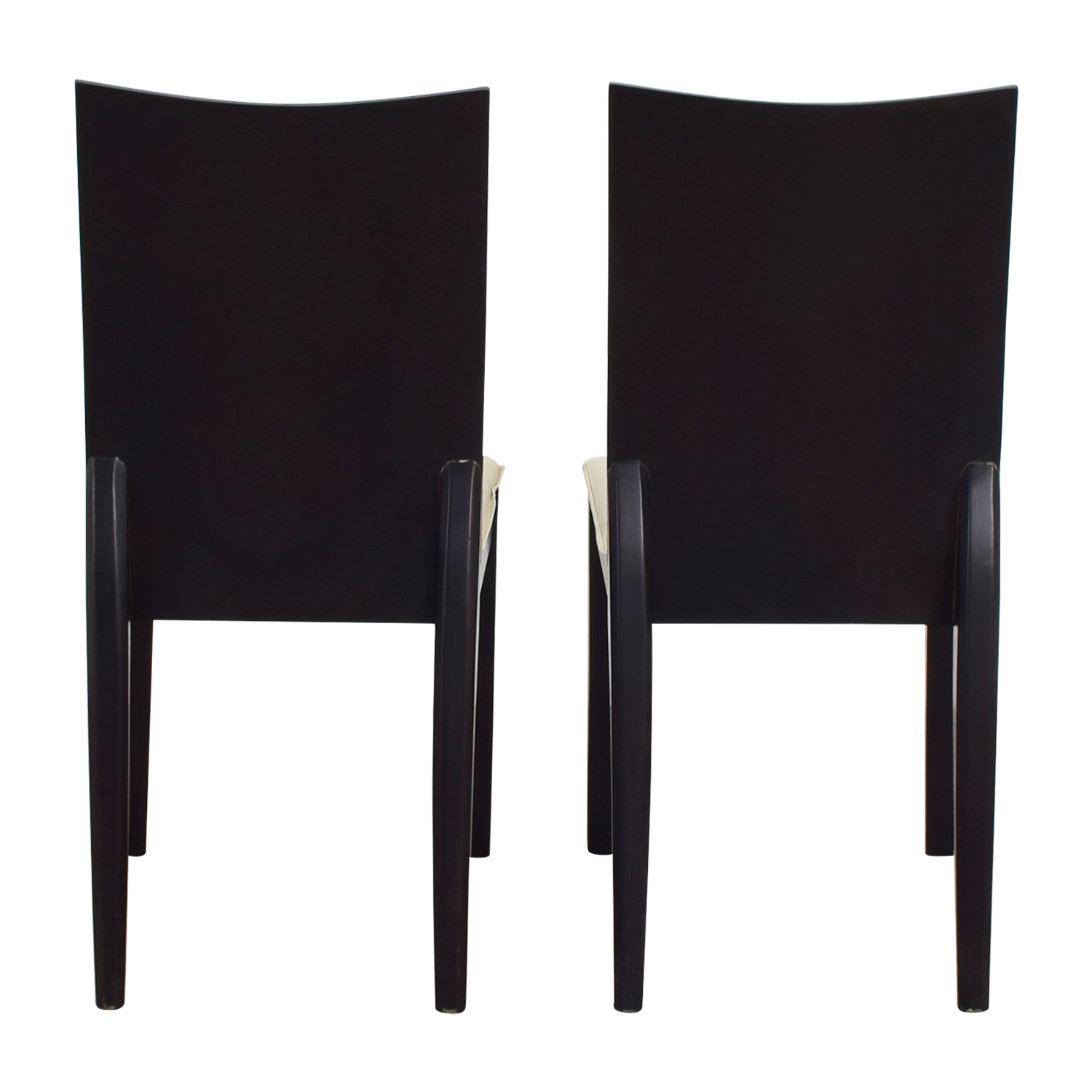 Dining Chairs in Wenge Frame discount