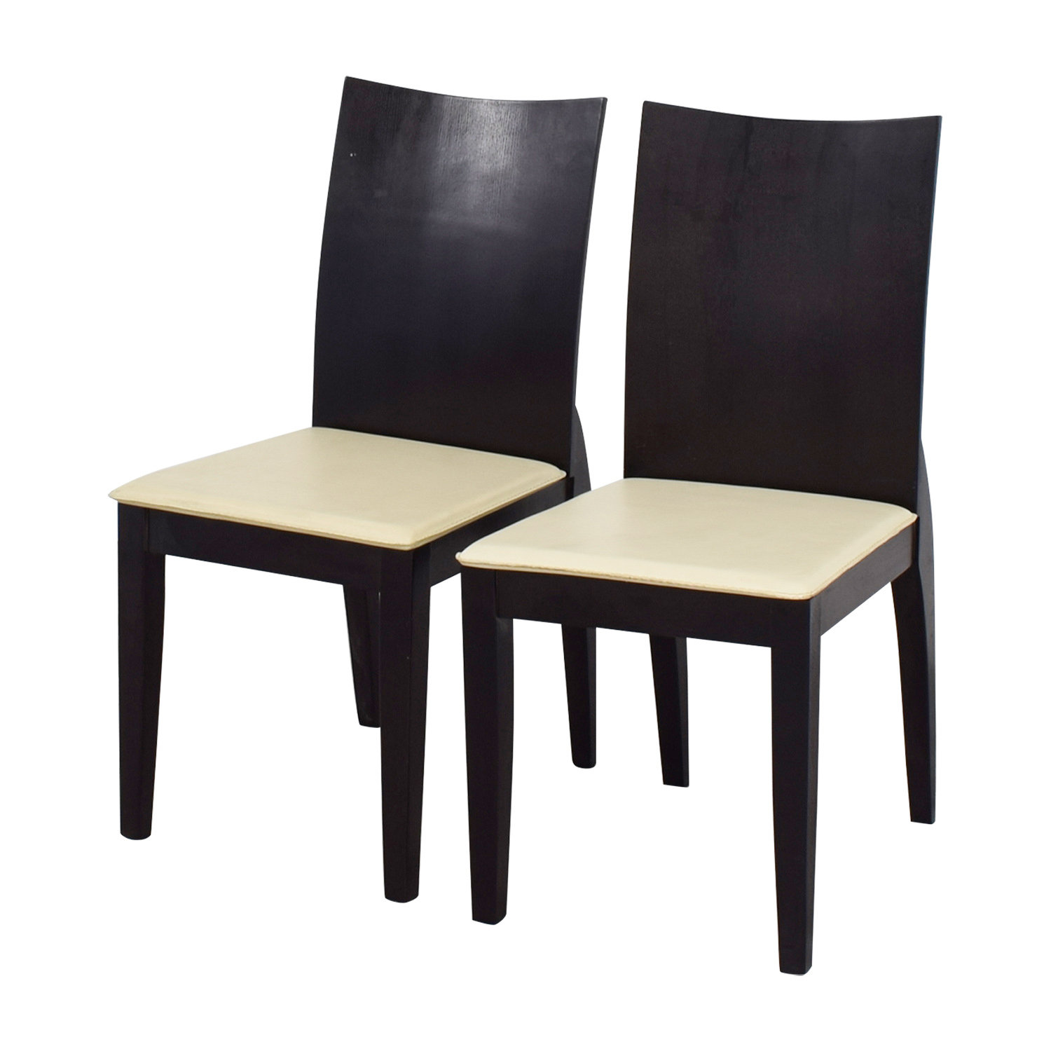 Dining Chairs in Wenge Frame