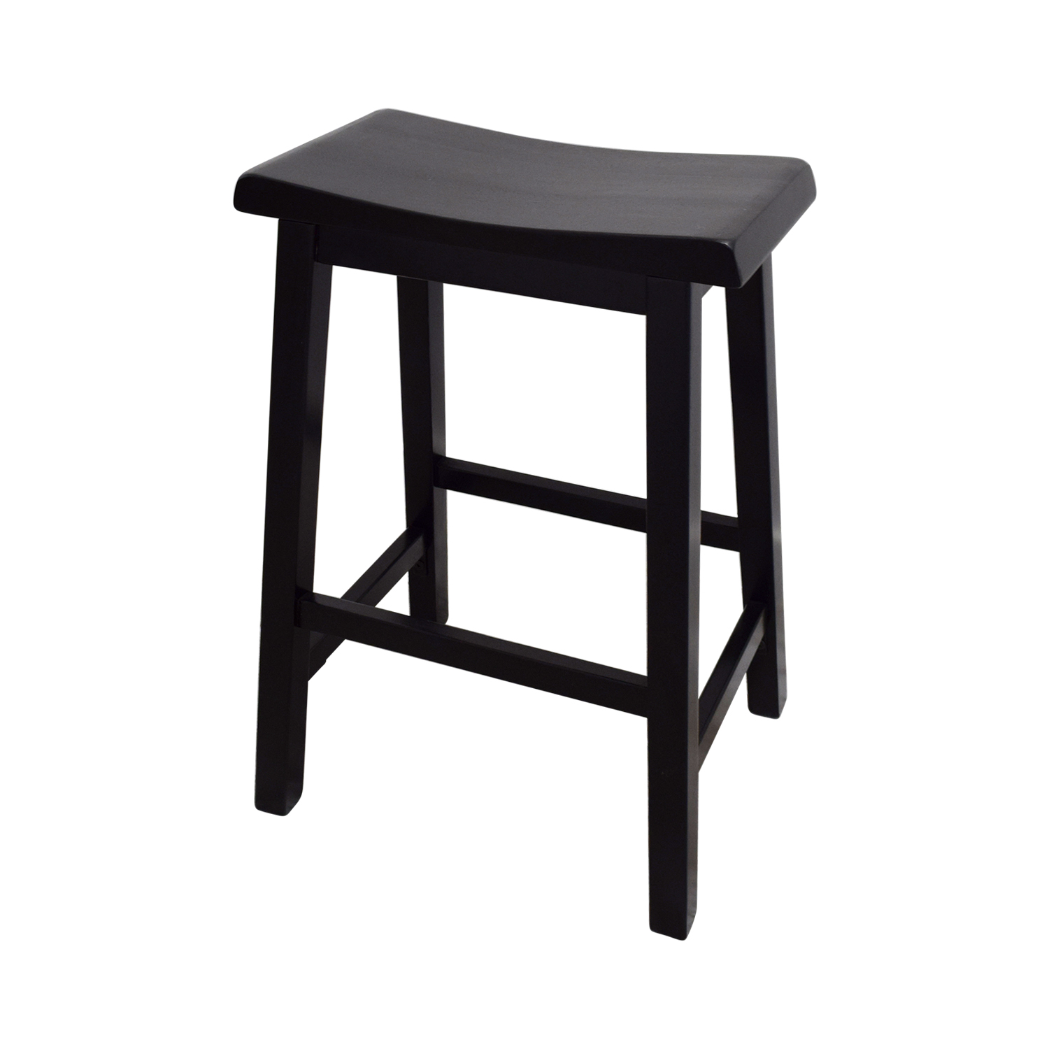 shop Simple Bar Table with Two Chairs and Two Stools Dining Sets